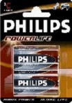 Philips Powerlife alkalinebatterijen